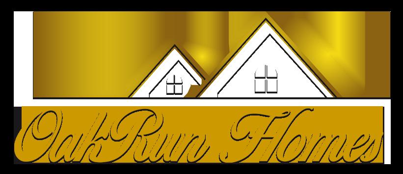 OakRun Homes Logo