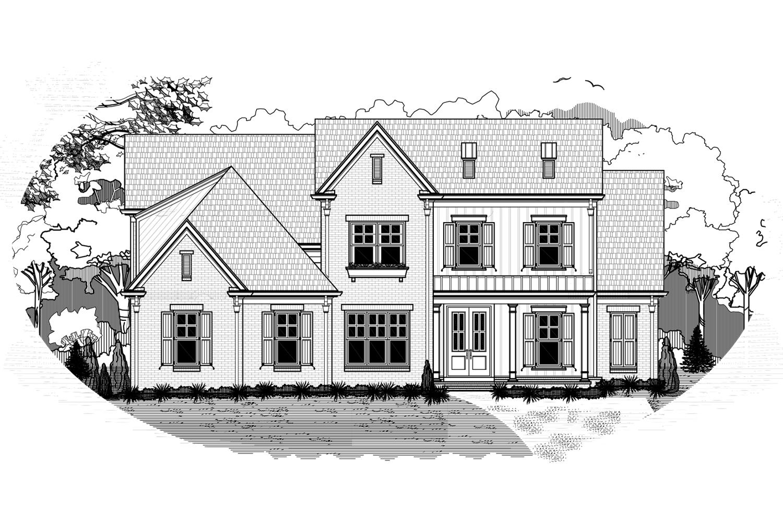 Fairstone Floorplan elevation