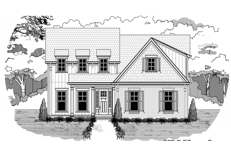 Windrush Floorplan elevation